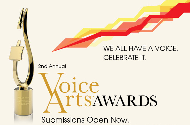 Voice Arts Awards 2015