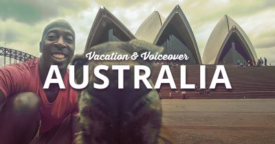 Vacation & Voiceover Australia