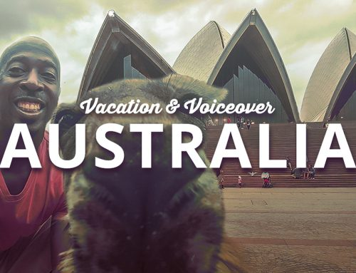 Vacation & Voiceover In Australia- The Movie