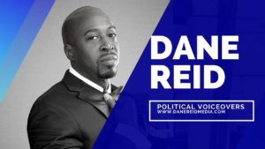 Dane Reid African American Political Voiceovers