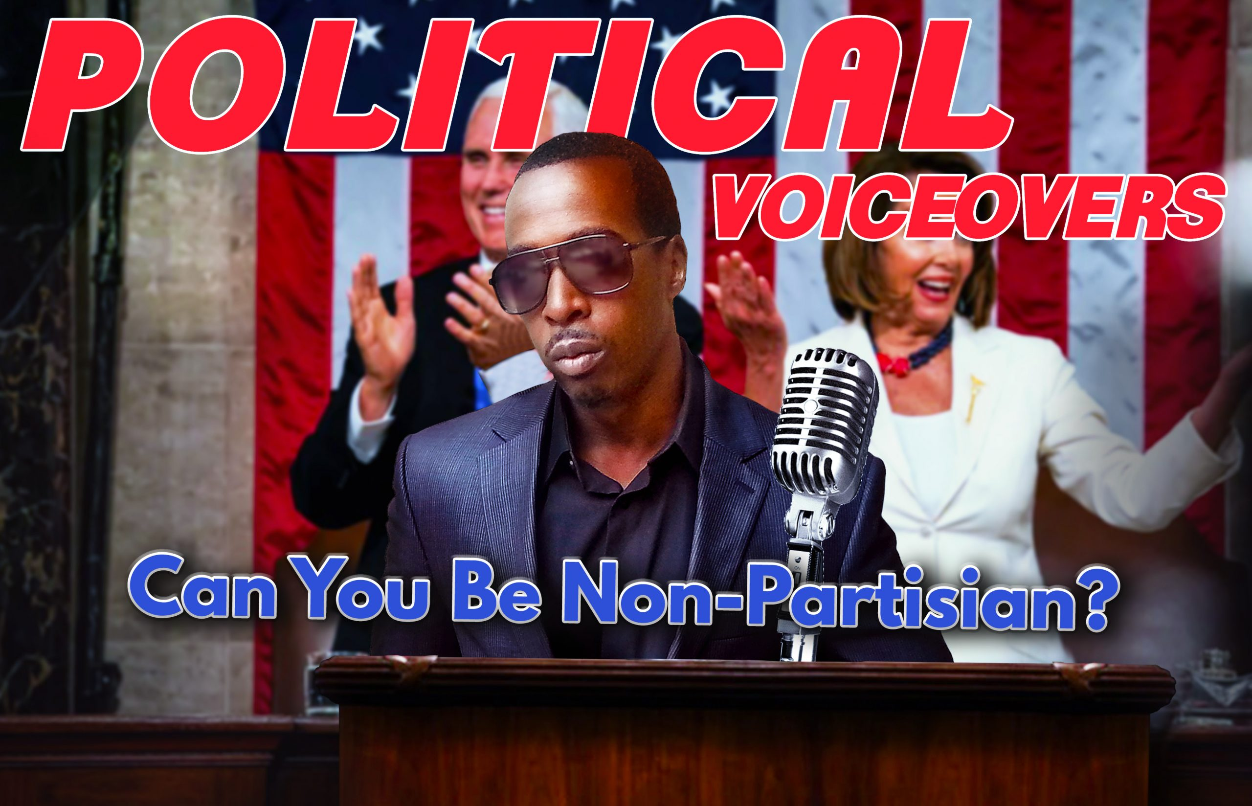 Political Voice Over